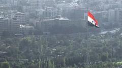 PYD/PKK'dan Münbiç'te 'bayrak oyunu' (daykancom) Tags: dünya münbiç pyd suriye