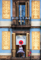 Worth every Penny (beelzebub2011) Tags: spain barcelona lasramblas eroticmuseum catalonia