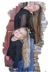 All About The Hair (Aliparis) Tags: ashtonandi hair canvas nikond750 sisters 85mmlens outdoors childportraits longhair