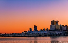 Canada Place (lindsay_traboulay) Tags: harbourcentre vancouver canadaplace panpacific