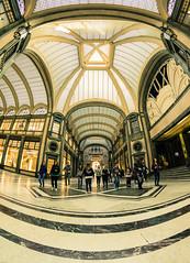 ALGORITHM (Loris G.) Tags: architecture details rithm curves city torino gallery sanfederico