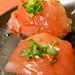 Nigiri-Sushi mit Lachs