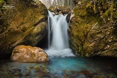 Little waterfall (cedric.chiodini) Tags: cascade waterfall paysage landscape hautesavoie 74 canon 1dx eau water jetedeteste jesorsplusfairedetofavectoi tumenerves encoreuntourdumonde saleté pourriture vasdoncbouffertesfrites