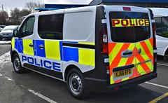 KJ66EFD (Cobalt271) Tags: kj66efd northumbria police vauxhall vivaro new 16 cdti biturbo response van proud to protect