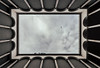...nella splendida cornice di Palazzo Ducale (FButzi) Tags: genova genoa liguria italia italy palazzo ducale colonnato frame gabbiano seagull clouds