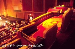 """พระที่นั่งในโรงละครแห่งชาติ ละครพันทาง เรื่อง """"ราชาธิราช"""""""