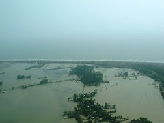 Cyclone in Bangladesh (MAFUK) Tags: storm bay tropical bengal cyclone bangladesh maf mahasen missionaviationfellowship mafuk