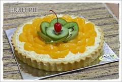 Fruit Pie (Dapur Solia) Tags: orange cheese cherry pastry kiwi fruitpie dapursolia