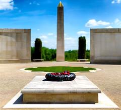 Memorial (rkphotographer) Tags: nikon memorial war 85mm arboretum national staffordshire method brenizer bokehrama d7000