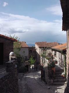 Castelnou...ses belles pierres... - 1