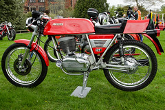 MV 125S (1978) (SG2012) Tags: photo flickr image picture motorbike photograph moto motorcycle mv classicmotorcycle motorrad motocicletta classicbike motorcicleta valeroyalclassiccarshow
