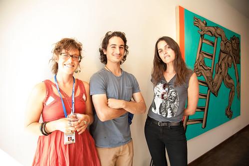 Gallery Walk - Photo Credit Nori Lupfer