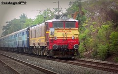 23044 WAG-5 (BRC) in WAM4 PAINT (akshaypatil™ ® photography) Tags: