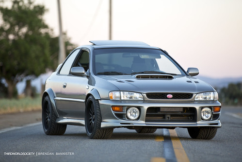 Karlton Flared Subaru GC8