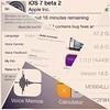iOS 7 Beta 2 #beta2 #iOS7