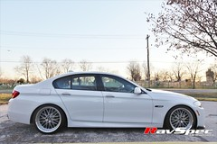 "WORK VSXX on new BMW 5 Series • <a style=""font-size:0.8em;"" href=""http://www.flickr.com/photos/64399356@N08/9144882511/"" target=""_blank"">View on Flickr</a>"