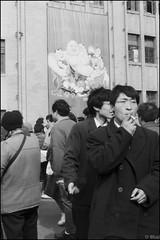 Shanghai1993 Part3 Yanan Road Henan Road  -27 (8hai - photography) Tags: road shanghai 1993 yang henan  bahai hui part3 yanan   yanghui shanghai1993