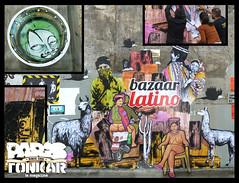 Rue stick sauvage :: 2013 (Olivier B. (o.b@T)) Tags: street art graffiti stick rue sauvage graffe 2013 paristonkarmagazine