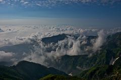 A furious sea (Yoshia-Y) Tags: sea cloud happoone mtkaramatsu