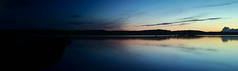 Night and Day on Viekijrvi (Massis__) Tags: sunset lake nature suomi finland nokia lac jrvi 808 pureview nokia808
