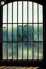 Dirty windows (l'estropi) Tags: camera urban france green window vintage photography photo europe mine industrial dirty retro coal nikkor stetienne loire 50mmf14 dirtywindow coalmine d800 patrimoine saintetienne rhnealpes oldobjects vintageeffects saint nikond800 monumenthistotique lestropi saintetiennemusedelamine