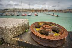 Rusty (James Waghorn) Tags: light sea england blur water wall marina boat nikon rust bokeh harbour explore weathered ultrawide lightroom sigma1020 cs6 d7100 ramsgateroyalharbour blinkagain bestofblinkwinners blinksuperstars blink4gallery