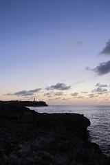 Dusk Faro Portocolom (LuthienDE) Tags: majorca