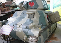 """Somua S-35 (7) • <a style=""""font-size:0.8em;"""" href=""""http://www.flickr.com/photos/81723459@N04/9976174593/"""" target=""""_blank"""">View on Flickr</a>"""