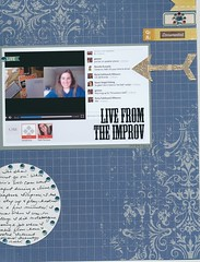 LOAD29 - Live from the Improv (scrapbookgirl71) Tags: load29
