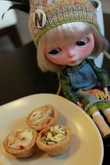 210-365 Mini tarts...