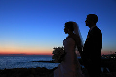 OLGA E GIUSEPPE (Aristide Mazzarella) Tags: wedding sunset sea italy cloud 3 art beautiful backlight del clouds canon wonderful landscape happy photography eos bride landscapes photo poetry italia tramonto mare photographer arte d mark 5 iii dream happiness cielo e di 5d brides poesia tramonti weddings olga della provincia lungomare ritratti grandangolo ritratto salento puglia matrimonio lecce fotografo giuseppe nel fotografi notturno fotografica sogno nella apulia fotografico aristide matrimoni salentina notturni nard salentine hochzeiten salentino salentini mazzarella canoneos5dmark3 aristidemazzarella fotografiprovinciadilecce fotografoprovinciadilecce