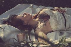 Lex baronessmercedes (John Tepaurel) Tags: wedding portrait tattoo nostalgic johntepaurelphotography johntepaurel