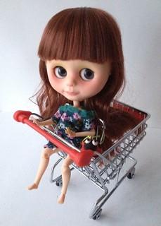 Custom Blyh doll