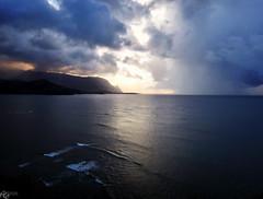 -//- (Fotis Gatsios) Tags: sunset sea vacation clouds waves cybershot pacificocean omot fotisgatsios