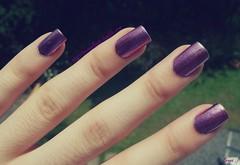 Esmalte Seduo, da Jequiti. (A Garota Esmaltada) Tags: nails manicure nailpolish bruna unhas roxo esmaltes metalizado jequiti agarotaesmaltada
