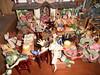 Have a Spooky Kooky Thanksgiving! (Zee-Mastor) Tags: thanksgiving miniatures monsters brabo gigantor dollhouse vintagetoys rubbermonster jiggler spookykooky oilyjiggler forgottenprisoners loonykooky