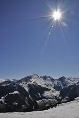 Sunny Snow (picture_addicted) Tags: schnee snow austria tirol österreich holidays urlaub sunny firstsnow sonne tyrol 2012 indiansummer 2011 spätsommer derersteschnee