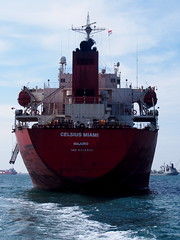 Celsius Miami (tord75) Tags: sea water port singapore ship harbour 2013 therealsingapore
