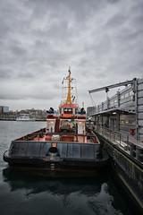 Ship (Patrick Kr.) Tags: color germany deutschland boat nikon ship vivid kiel schleswigholstein