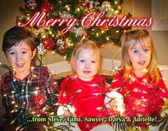 Christmas 2013 -- EXPLORED (WarAxe) Tags: sawyer darya adrielle