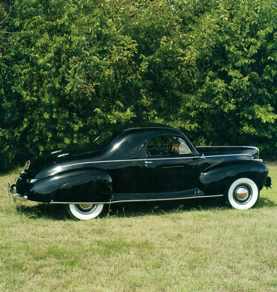 1941 lincoln zephyr coupe pictures to pin on pinterest for 1941 dodge 5 window coupe
