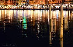 Lugano lake reflections.. ( Jolly Joker ) Tags: light lake colors reflections relax lago switzerland walk luci svizzera colori riflessi lugano passeggiata luganolake