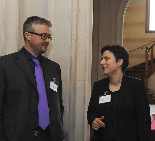 Anna Wetterbom and Troels Tvedegaard Rasmussen