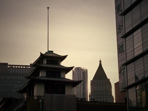 China town, New York, USA