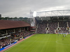 "Tynecastle - Heart of Midlothian FC • <a style=""font-size:0.8em;"" href=""http://www.flickr.com/photos/9840291@N03/12142235153/"" target=""_blank"">View on Flickr</a>"