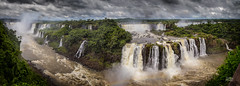 Endless (Mike Hankey.) Tags: panorama southamerica argentina waterfall iguazu mygearandme january2014