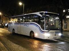Roadmark Travel BJ10 VUM Horsham Carfax 30/1/14 (jmupton2000) Tags: road travel mercedes benz coach mark coaches tourismo bj10vum flickrandroidapp:filter=none