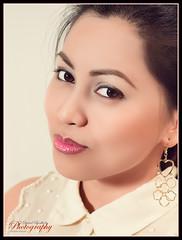 Lady (yvind Bjerkholt (Thanks for 33 million+ views)) Tags: portrait woman sexy girl beautiful face norway female canon asian eos norge eyes pretty gorgeous lips filipina portrett arendal 600d cs6 mygearandme vigilantphotographersunite