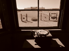 IMG_1902 (Felipe Cornejo Oyarce) Tags: chile santa laura window 30 sepia work canon de ventana is powershot works sx regin nitrate tarapac sx30 sx30is canonpowershotsx30is