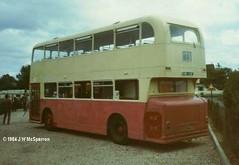 Former Coventry Transport bus 23 (cwk205) Tags: bus preserved coventry daimler fleetline wythall